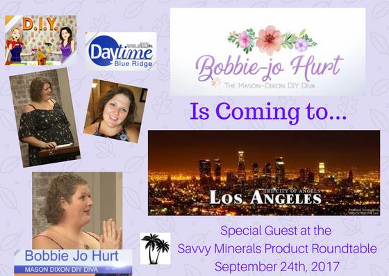 Bobbie jo Comes to LA